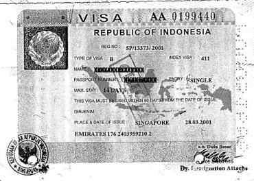 インドネシアで日本を含む5カ国からの観光入国ビザを無料化へ