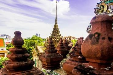タイ人が訪問したい国・地域ランキングのトップ・チェンマイに