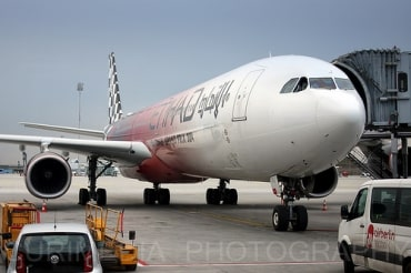タイ国際航空では2017年までに黒字化を進める計画