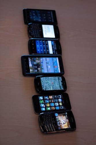 シンガポールの携帯大手企業に関して
