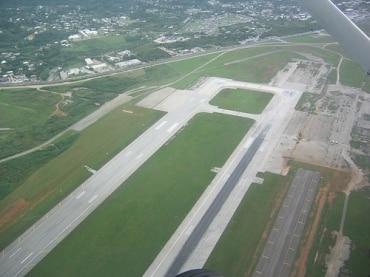 シンガポールのチャンギ国際空港の拡張計画に関して