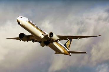 シンガポール航空の連結業績が発表される3月末決算