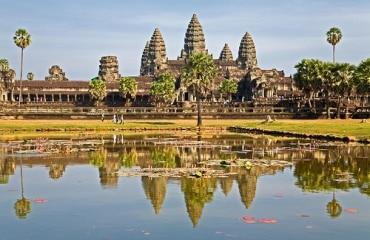 カンボジアでは観光旅行者500万人を目指す