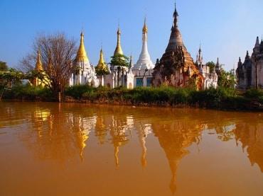 ミャンマーで民主化への総選挙に関して