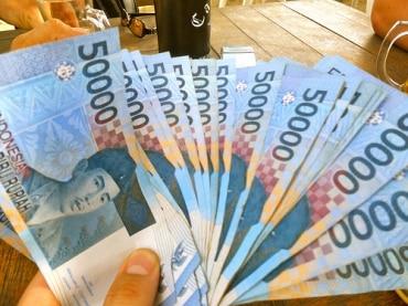 インドネシアの2015年度の経済成長率