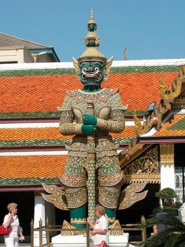 米マスターカードによる22か国観光調査ランキングでバンコクが1位