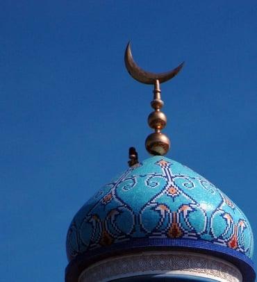 タイ国内のイスラム教徒は統計上393万人、総人口の5.8%