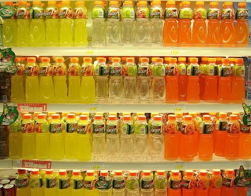 タイの東北部にある地場ローカルスーパー