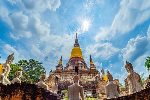 タイ国内在留邦人数は7万337人との発表