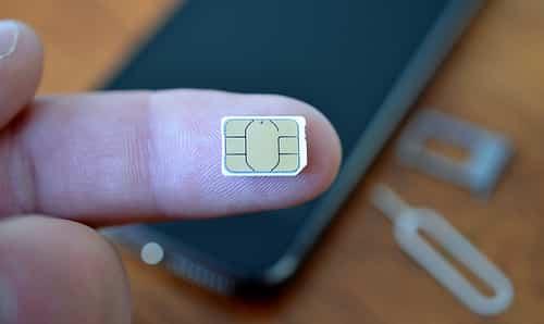 タイの携帯電話キャリア会社各社ではプリペイドSIMカードを登録義務化へ