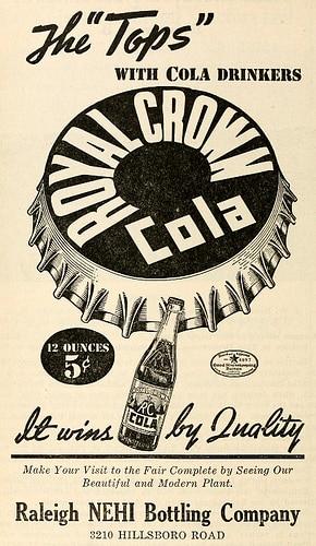 """タイのコーラ新ブランド""""RC Cola""""が販売開始"""