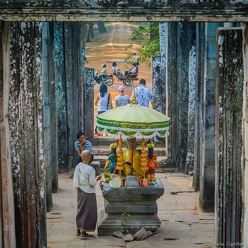 カンボジアの経済では2016年度で力強い経済成長