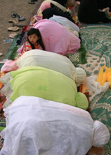 11月4日にインドネシア首都、ジャカルタでイスラム教団体主催の大規模デモ
