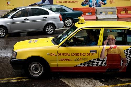 シンガポールを拠点とするタクシーアプリのGrab社は10億回利用を突破