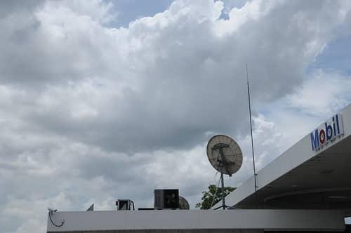タイの通信衛星企業、タイコムは事業多角化を進める