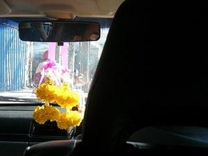 タイ国内タクシー業界に関して【タイ:運輸】