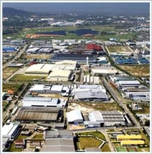 タイ地方都市における工業団地開発に関して【タイ:工業団地】