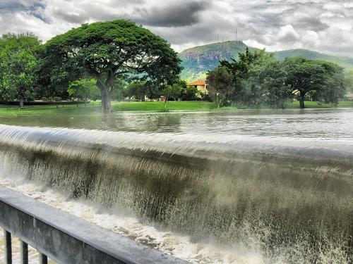 タイ国内の大きな災害に関して【タイ:統計値】