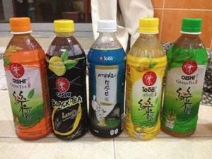 タイにおける緑茶市場に関して【タイ:食品・緑茶】