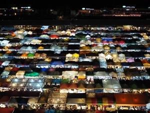 タイへの旅行者数に関して【タイ:観光】