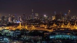 2000年代のタイの都市化率と出生人口【タイ:インフラ】